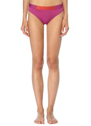 Calvin Klein Bikini Alt Mor